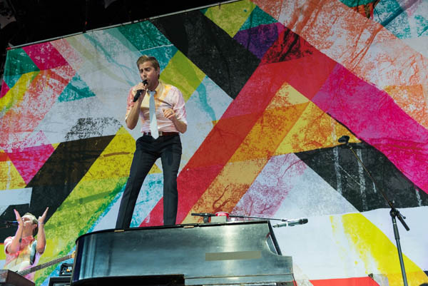 Andrew McMahon in the Wilderness 7/10/16